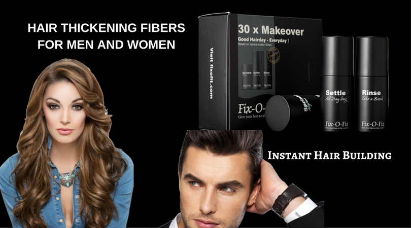 Get thicker and fuller hair
