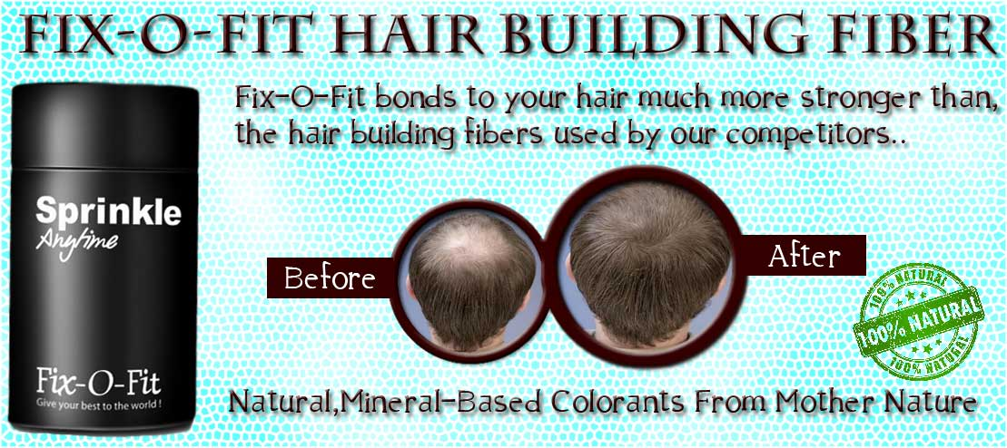 Fix O Fit naturalhair fiber product